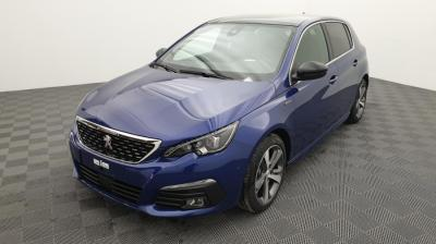 Photo Peugeot 308 GT-Line 1.5 Blue Hdi 130cv EAT8