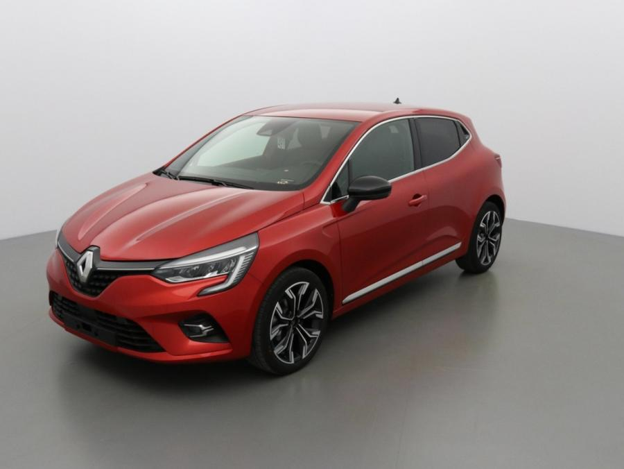 photo Renault Clio Intens 1.5 Dci 115cv