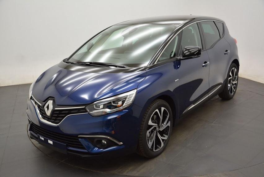 photo Renault Scenic Bose 1.7 Blue Dci 120cv EDC