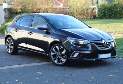 Photo Renault Megane GT-line 1.5 Blue Dci 115