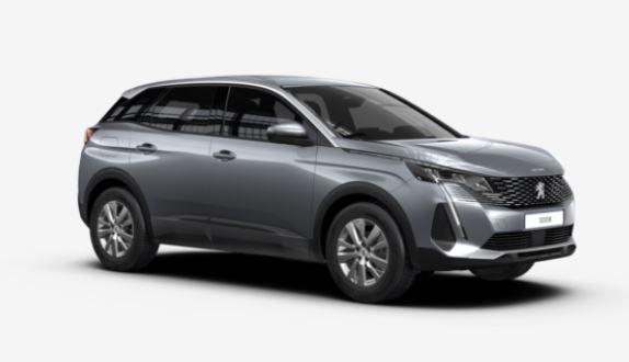 photo Peugeot 3008 Active pack 1.5 Blue Hdi 130cv