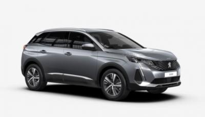 Photo Peugeot 3008 Allure pack 1.5 Blue Hdi 130cv