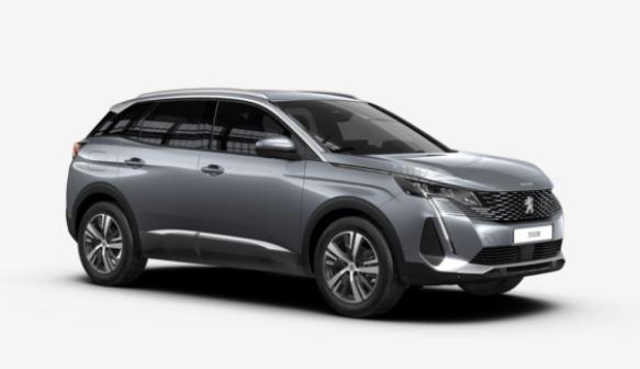 photo Peugeot 3008 Allure pack 2.0 Blue Hdi 180cv EAT8