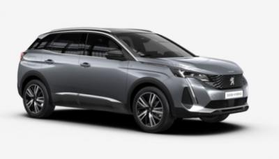 Photo Peugeot 3008 GT pack 1.6 Puretech 180cv EAT8