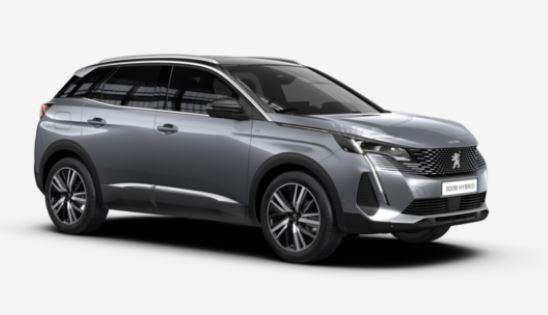 photo Peugeot 3008 GT pack Hybrid4 300cv e-EAT8