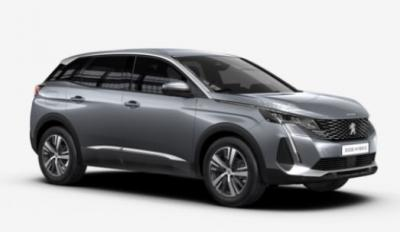 Photo Peugeot 3008 Allure Hybrid 225cv e-EAT8
