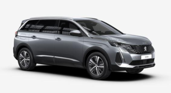 photo Peugeot 5008 Allure pack 1.2 Puretech 130cv