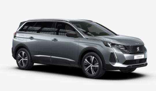 photo Peugeot 5008 GT 1.2 Puretech 130cv EAT8