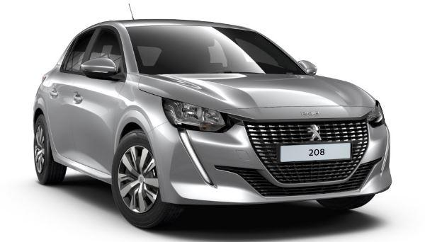 photo Peugeot 208 Active Puretech 75cv