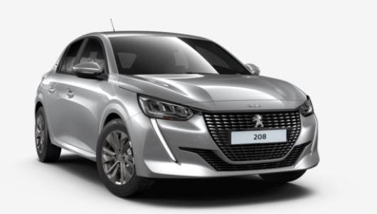 photo Peugeot 208 Style Puretech 100cv EAT8
