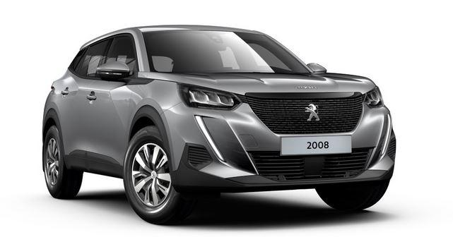 photo Peugeot 2008 Active Puretech 100cv