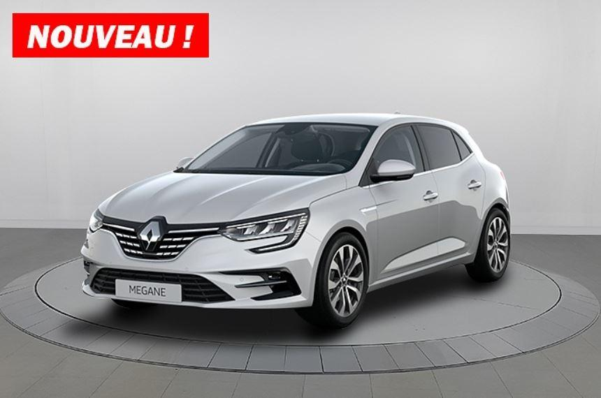 photo Renault Megane restylée Intens 1.5 Blue Dci 115cv