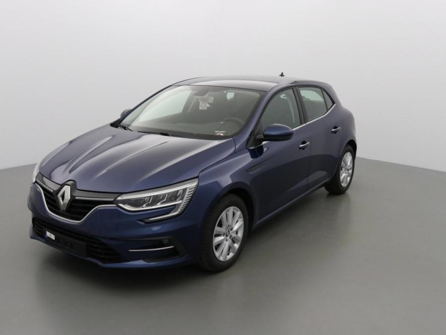photo Renault Megane restylée Zen 1.5 Blue Dci 115cv