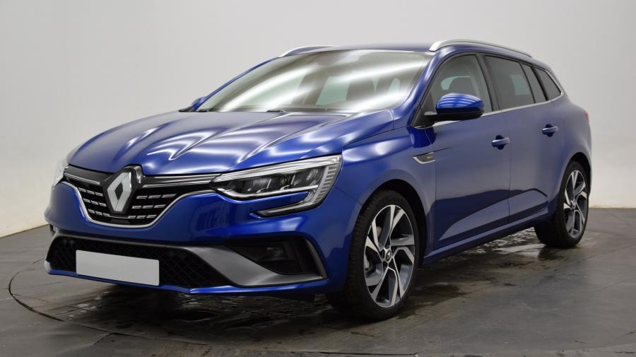 photo Renault Megane Estate RS-line Tce 140cv