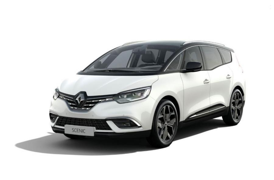 photo Renault Grand Scenic restylé Intens 1.3 Tce 140cv EDC