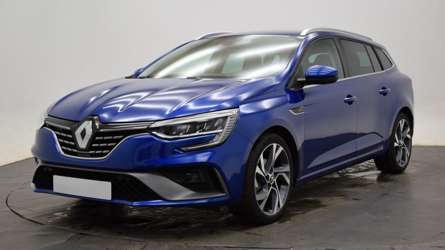 photo Renault Megane Estate RS-line 1.5 Blue Dci 115cv EDC