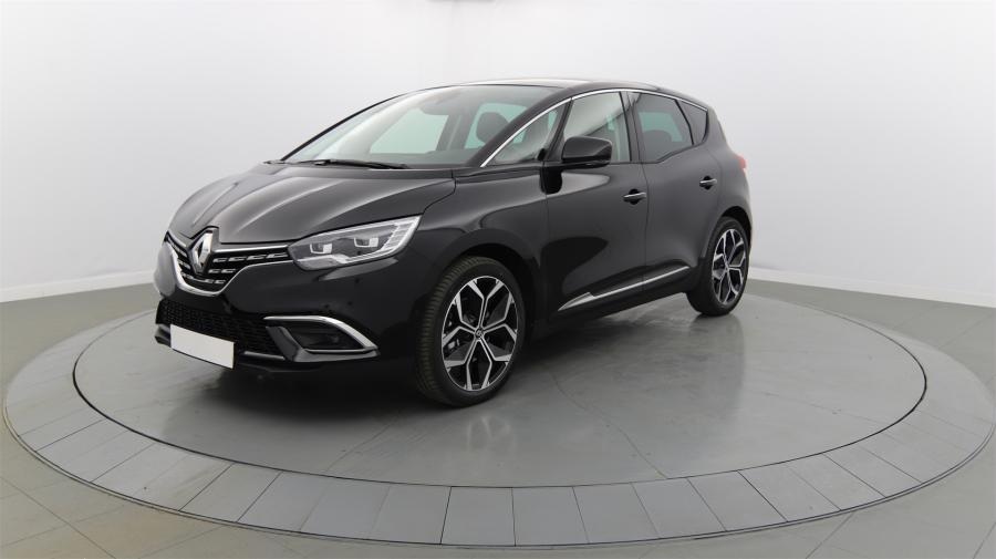 photo Renault Scenic restylé Intens 1.3 Tce 140cv