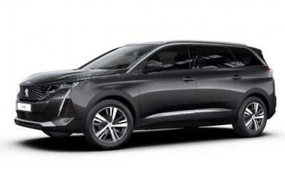 Photo Peugeot 5008 Allure pack 1.5 Blue Hdi 130cv EAT8