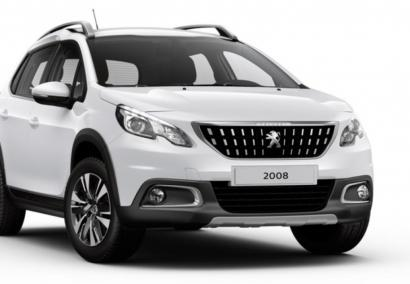 Photo Peugeot 2008 Allure 1.6 BlueHdi 100cv