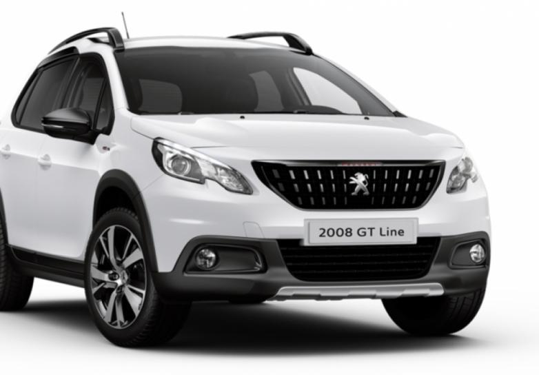 peugeot 2008 gt line 1 2 puretech 110cv auto direct import. Black Bedroom Furniture Sets. Home Design Ideas