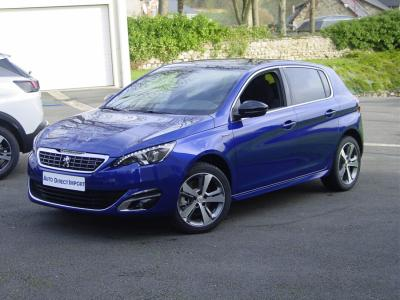 Photo Peugeot 308 GT-Line 2.0 BlueHdi 150cv EAT6