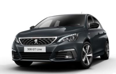 Photo Peugeot 308 GT-Line 1.2 Puretech 130cv