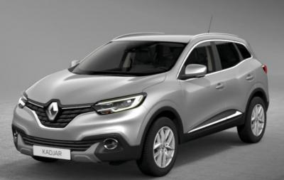 Photo Renault Kadjar Collection 1.5 Dci 110cv Energy