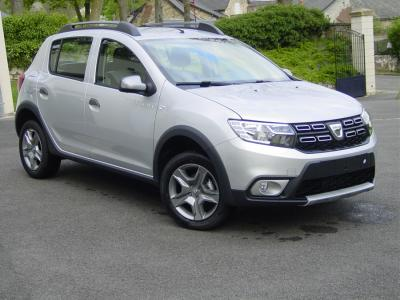 Photo Dacia Sandero Stepway 1.5 Dci 90cv