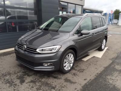 Photo Volkswagen Touran Carat 2.0 Tdi 150cv