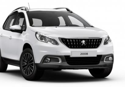 Photo Peugeot 2008 Active 1.6 BlueHdi 100cv