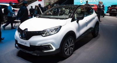 Photo Renault Captur phase2 Crossborder 1.2 Tce 120cv