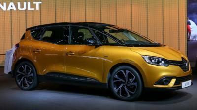 Photo Renault Scenic Bose 1.6 Dci 160cv Energy EDC