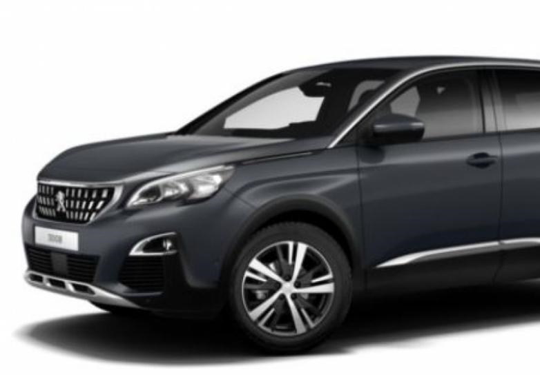 Peugeot 3008 allure 1 6 bluehdi 120cv eat6 auto direct for Interieur 3008 allure
