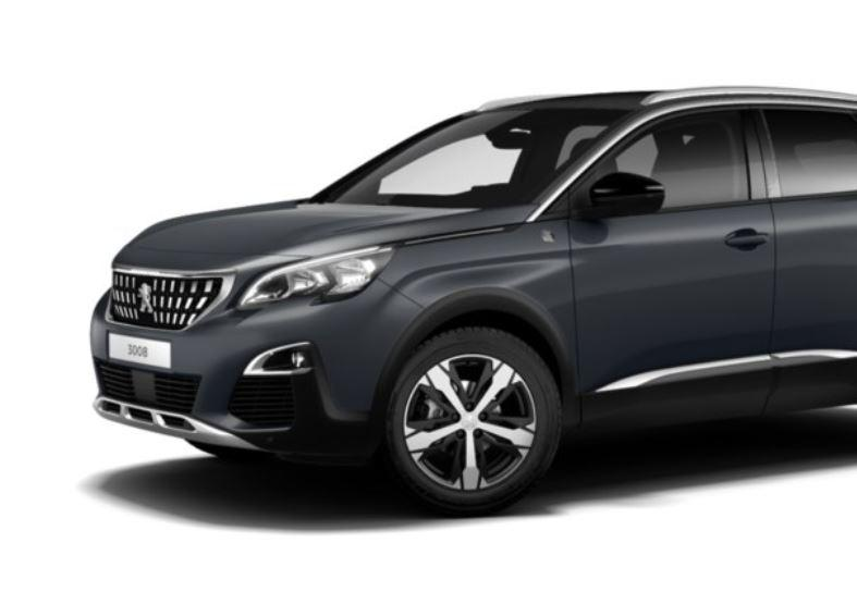 peugeot 3008 crossway 1 2 puretech 130cv auto direct import. Black Bedroom Furniture Sets. Home Design Ideas