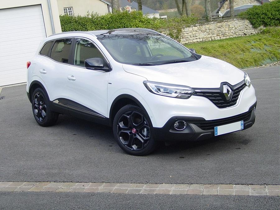 photo Renault Kadjar Black édition 1.2 Tce 130cv Energy