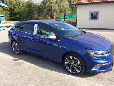 Photo Renault Megane Estate GT-line 1.6 Dci 130cv