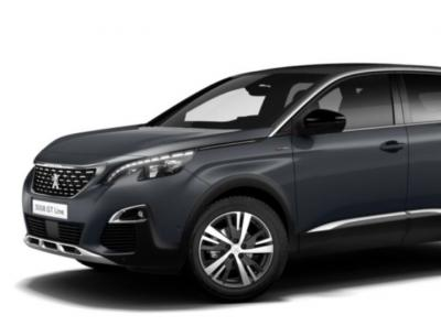 Photo Peugeot 3008 GT-Line 1.6 BlueHdi 120cv EAT6