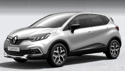 Photo Renault Captur phase2 Crossborder 1.5 Dci 110cv
