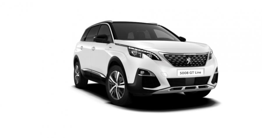 peugeot 5008 gt line 1 6 bluehdi 120cv eat6 auto direct import. Black Bedroom Furniture Sets. Home Design Ideas