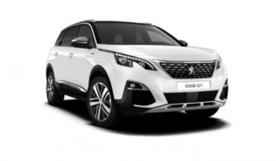 Photo Peugeot 5008 GT 2.0 BlueHdi 180cv EAT6