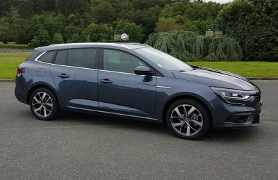 Photo Renault Megane Estate Bose 1.2 Tce 130cv