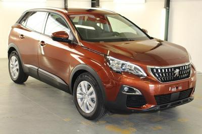 Photo Peugeot 3008 Active 2.0 BlueHdi 150cv