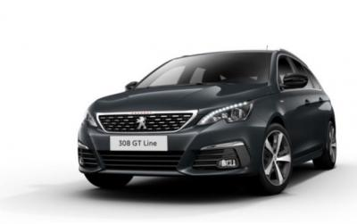 Photo Peugeot 308 SW GT-Line 1.6 BlueHdi 120cv EAT6