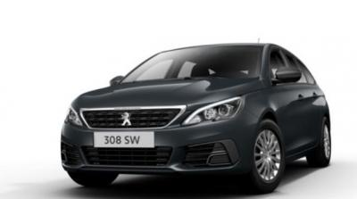 Photo Peugeot 308 SW Access 1.2 Puretech 110cv BC