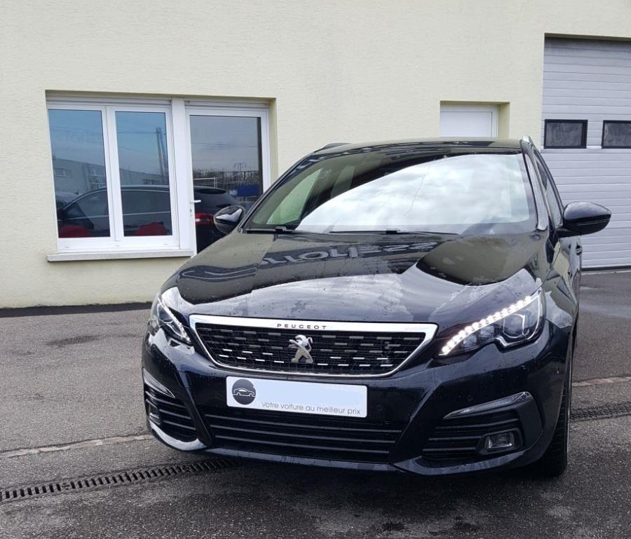 peugeot 308 sw gt line 2 0 bluehdi 150cv auto direct import. Black Bedroom Furniture Sets. Home Design Ideas