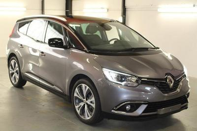 Photo Renault Grand Scenic 7 places Intens 1.5 Dci 110cv Energy EDC