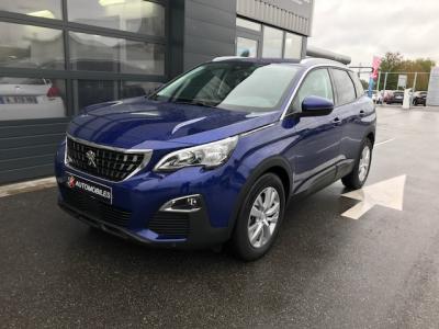 Photo Peugeot 3008 Active 1.6 BlueHdi 120cv