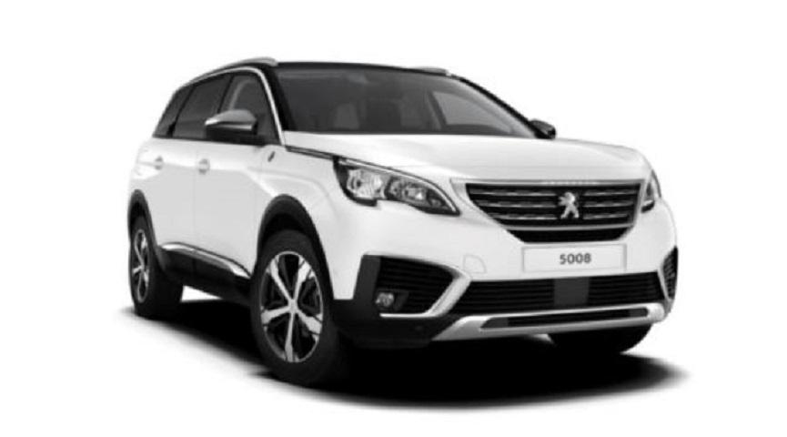 peugeot 5008 crossway 1 5 bluehdi 130cv eat8 auto direct import. Black Bedroom Furniture Sets. Home Design Ideas