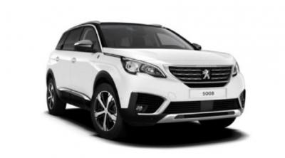 Photo Peugeot 5008 Crossway 1.5 BlueHdi 130cv EAT8