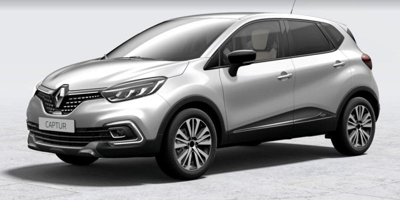 photo Renault Captur phase2 Initiale 1.5 Dci 110cv